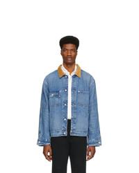 Giacca di jeans blu di Polo Ralph Lauren
