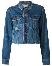 Giacca di jeans blu di Rag and Bone