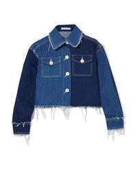 Giacca di jeans blu di Rejina Pyo