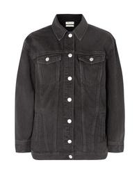 Giacca di jeans nera di Madewell