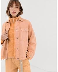 Giacca di jeans rosa di Penfield