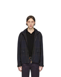 Giacca harrington blu scuro di Paul Smith