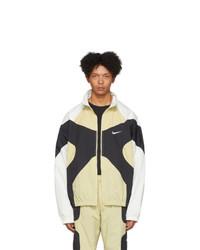 Giacca harrington marrone chiaro di Nike