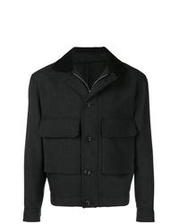 Giacca leggera grigio scuro di Lemaire