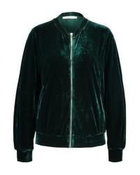 Giacca leggera verde scuro di Sofie Schnoor