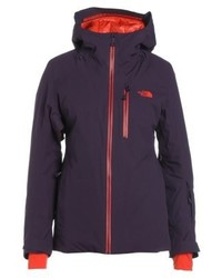 Giacca melanzana scuro di The North Face