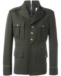 Giacca militare verde scuro di Maison Margiela