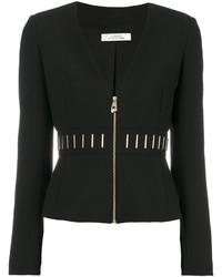 Giacca nera di Versace