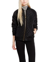 Giubbotto bomber nero di New Look