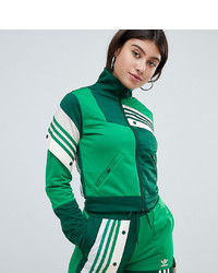 Giubbotto bomber verde di adidas Originals