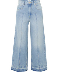Gonna pantalone azzurra di Isabel Marant Etoile