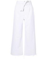 Gonna pantalone bianca di J Brand