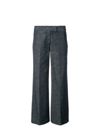 Gonna pantalone blu scuro di Derek Lam