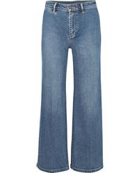 Gonna pantalone blu di Vince