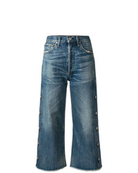 Gonna pantalone di jeans blu scuro di Citizens of Humanity