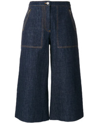 Gonna pantalone di jeans blu scuro di Kenzo