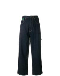 Gonna pantalone di jeans blu scuro di Marc Jacobs