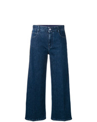 Gonna pantalone di jeans blu scuro di Stella McCartney