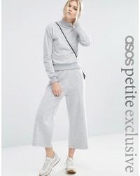 Gonna pantalone grigia di Asos