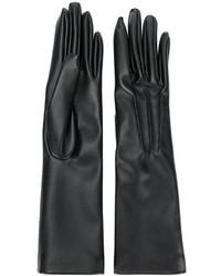 Guanti lunghi neri di Stella McCartney