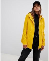 Impermeabile giallo di Hunter