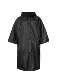 Impermeabile nero di Nike