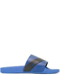 Infradito blu di Diesel