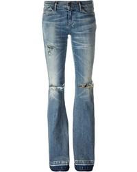 Jeans a campana blu di Citizens of Humanity