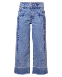 Jeans a campana blu di Rebecca Minkoff
