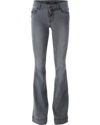 Jeans a campana grigi di J Brand