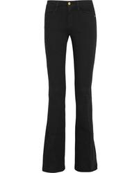 Jeans a campana neri