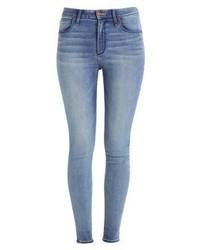 Jeans aderenti azzurri di Abercrombie & Fitch
