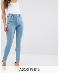 Jeans aderenti azzurri di Asos