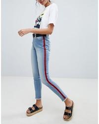 Jeans aderenti azzurri di Brooklyn Supply Co.