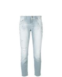 Jeans aderenti azzurri di Cambio
