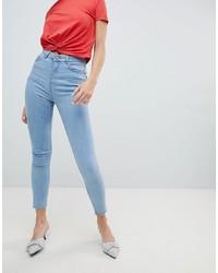 Jeans aderenti azzurri di Chorus