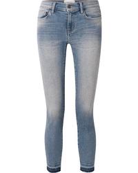Jeans aderenti azzurri di Current/Elliott