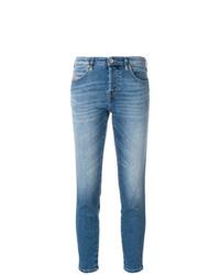 Jeans aderenti azzurri di Diesel