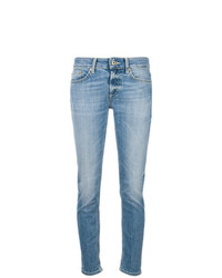 Jeans aderenti azzurri di Dondup