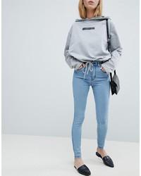 Jeans aderenti azzurri di Dr. Denim