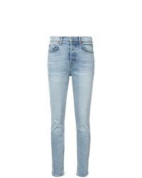 Jeans aderenti azzurri di Grlfrnd