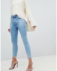 Jeans aderenti azzurri di J Brand