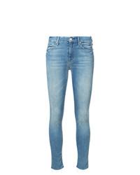Jeans aderenti azzurri di Mother