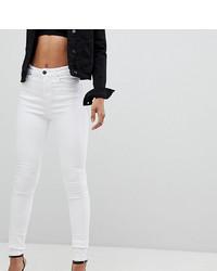 Jeans aderenti bianchi di Asos Tall