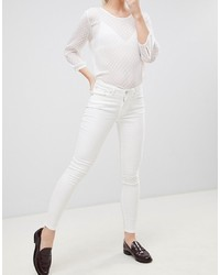 Jeans aderenti bianchi di Blend She