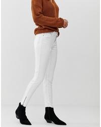 Jeans aderenti bianchi di Vero Moda