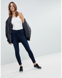Jeans aderenti blu scuro di ASOS DESIGN