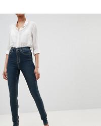 Jeans aderenti blu scuro di Asos Tall