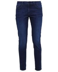 Jeans aderenti blu scuro di Calvin Klein