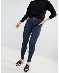Jeans aderenti blu scuro di Dr. Denim